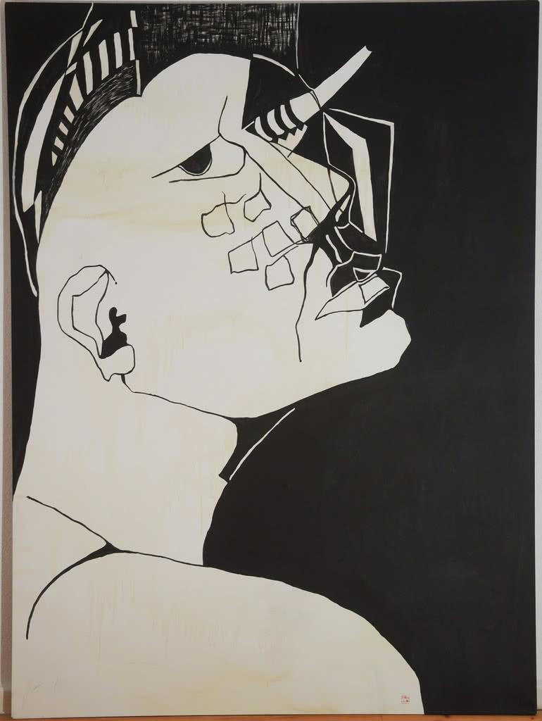 Acryl auf Leinwand155x115cm2011