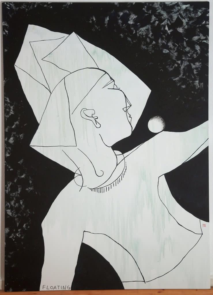 Acryl auf Leinwand160x115cm2011